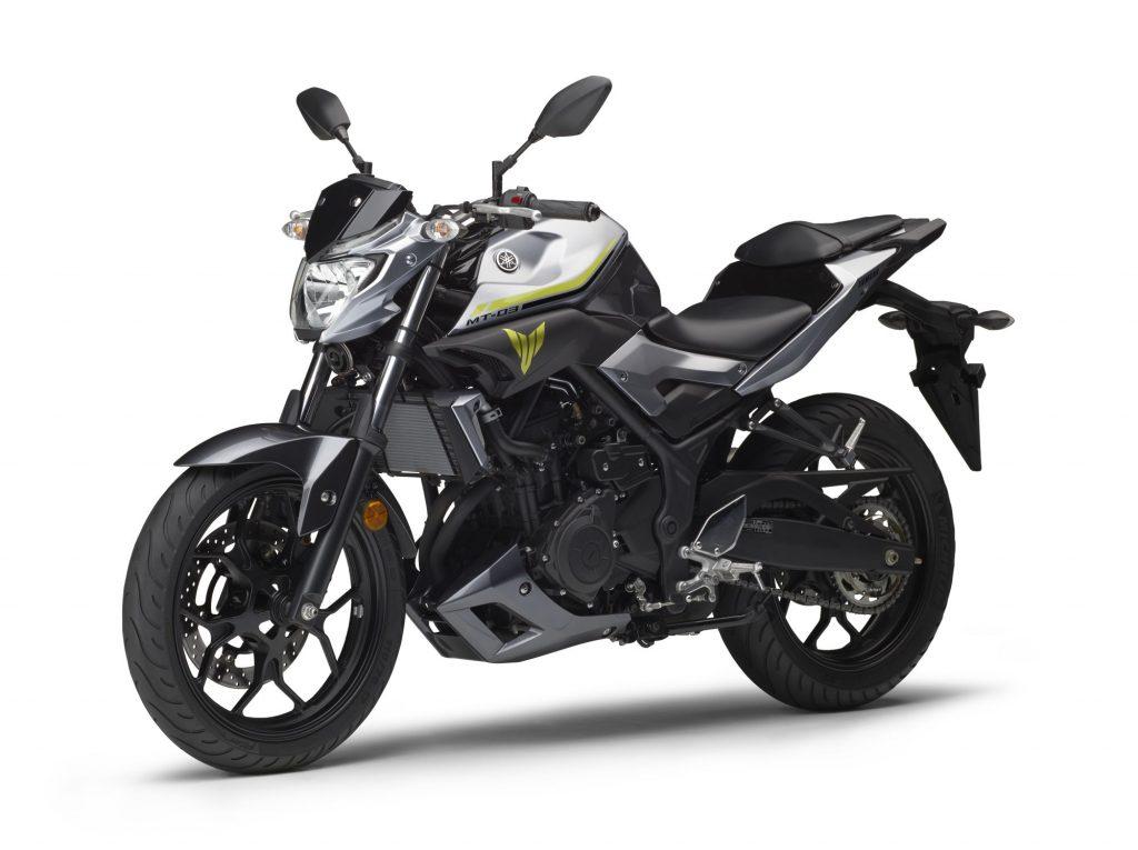 2017 Yamaha MT-03 MTN320