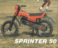 Fantic Sprinter 50