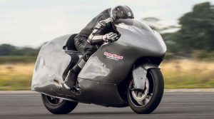 Hyper-charged Hayabusa Hits Insane 436 km/h