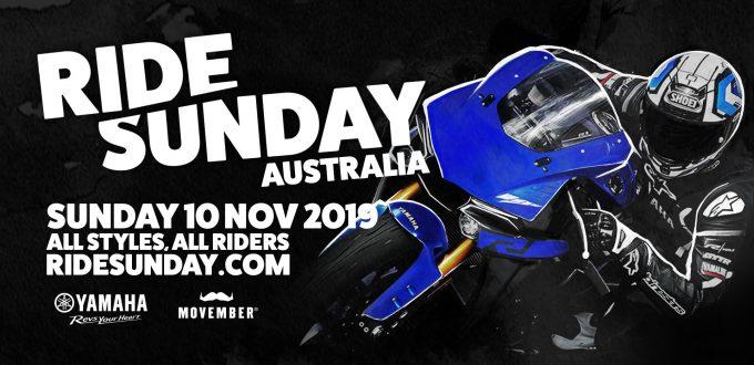 Ride Sunday Australia 2019