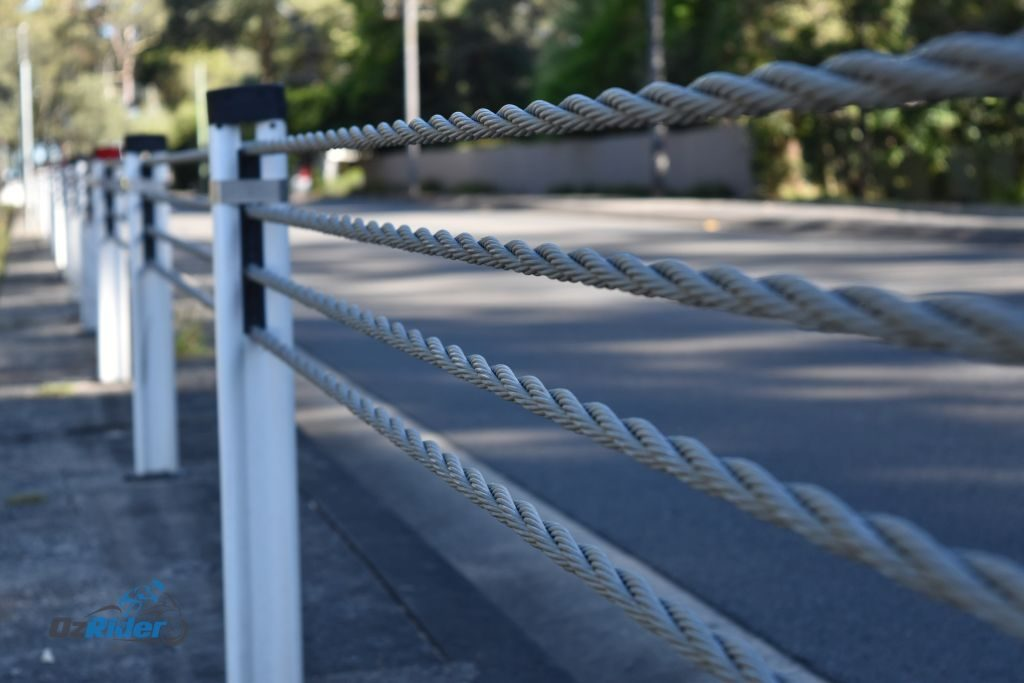 Wire Rope Barrier