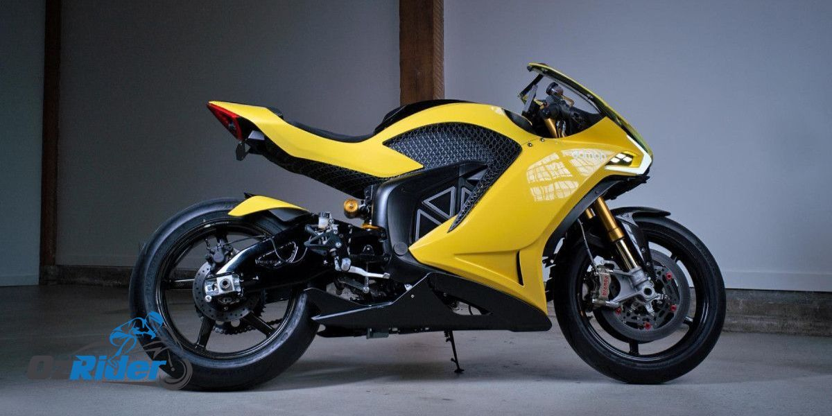 Damon Hypersport Pro Electric Superbike – First Batch Sold Out