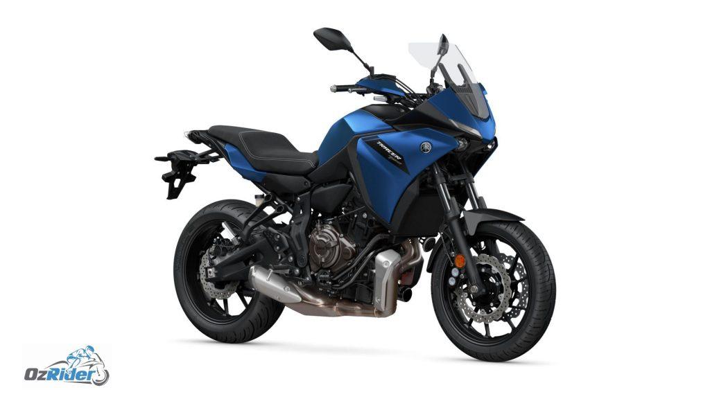 2020 Yamaha Tracer 700 Phantom Blue
