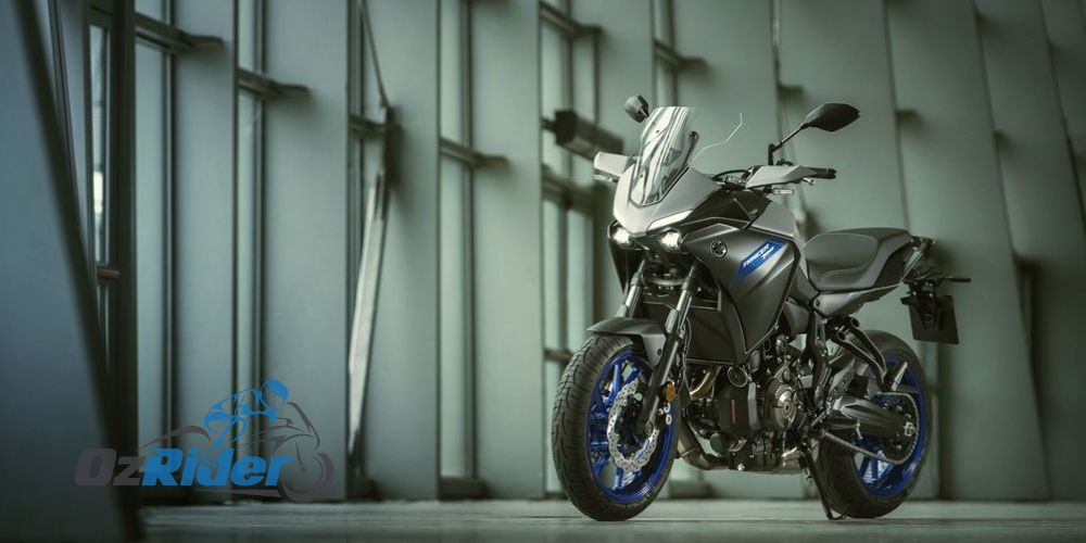 The New Yamaha MT-07 Tracer Is Not Coming To Australia