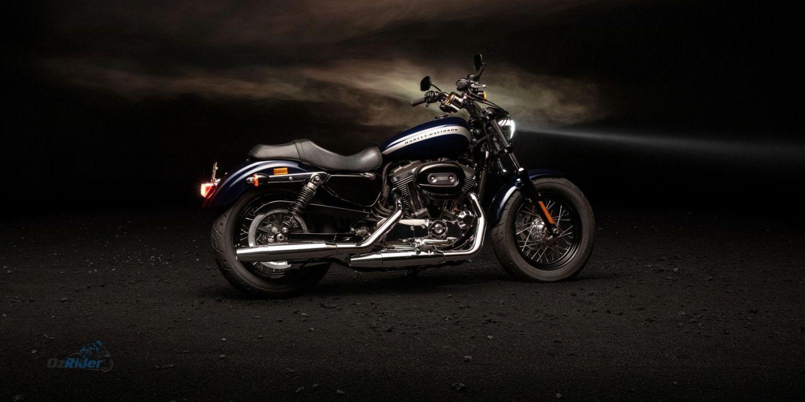 Harley-Davidson Sportster 1200 Custom 2020