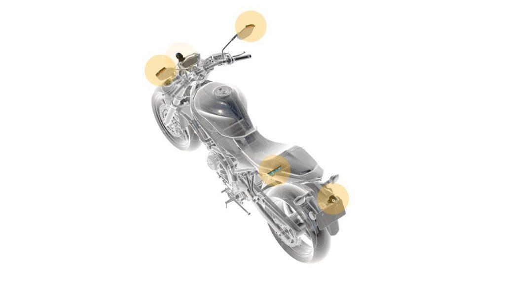 Ride Vision Rear