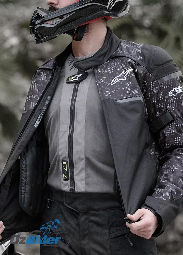Alpinestars Tech-Air 5 Under the Jacket